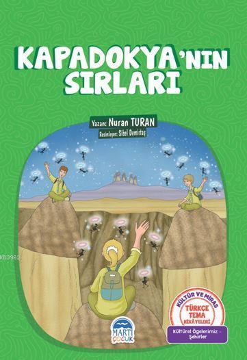 Kapadokya'nın Sırları; Türkçe Tema Hikayeleri