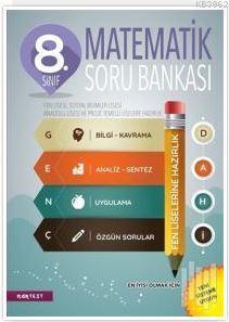 8. Sınıf Dahi Genç Fen Liselerine Hazırlık Matematik Soru Bankası