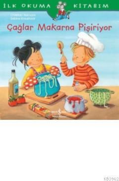 Çağlar Makarna Pişiriyor; İlk Okuma Kitabım