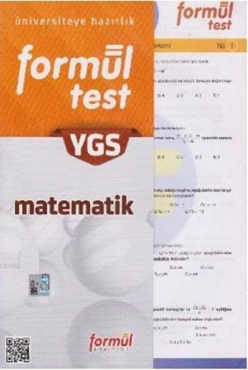 Formül YGS Matematik Yaprak Test