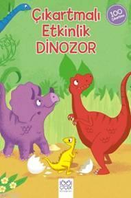 Dinozor - Çıkartmalı Etkinlik