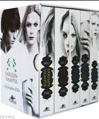 Sarışın Vampir Serisi Kutulu (5 Kitap)