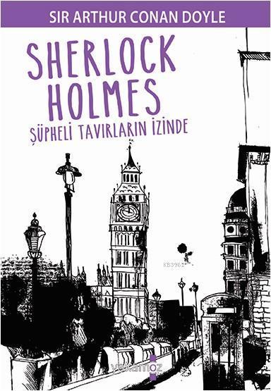 Sherlock Holmes - Şüpheli Tavırların İzinde; Kokulu Kitap