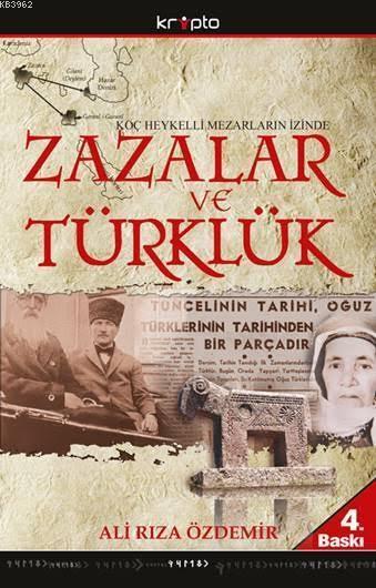 Zazalar ve Türklük; Koç Heykelli Mezarların İzinde