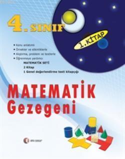 4. Sınıf Matematik Gezegeni 1. Kitap (2 Kitap + Test Kitapçığı)