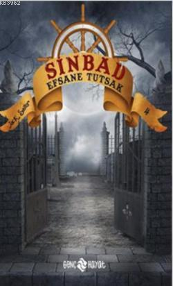 Sinbad - Efsane Tutsak; Serinin 4.Kitabı