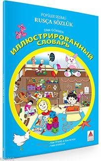 Delta Kültür Yayınları Popüler Resimli Rusça Sözlük Delta Kültür