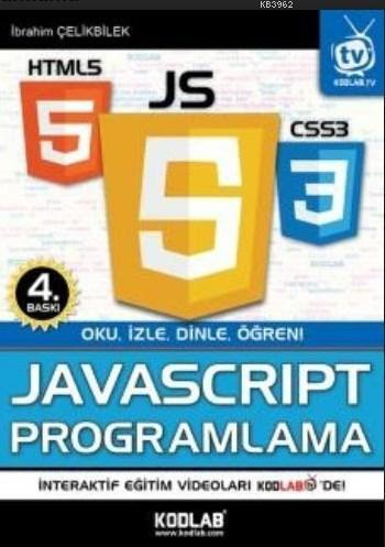 Javascript Programlama (Uzmanından!)