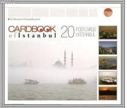Cardbook of Istanbul; 20 Postcards of Istanbul
