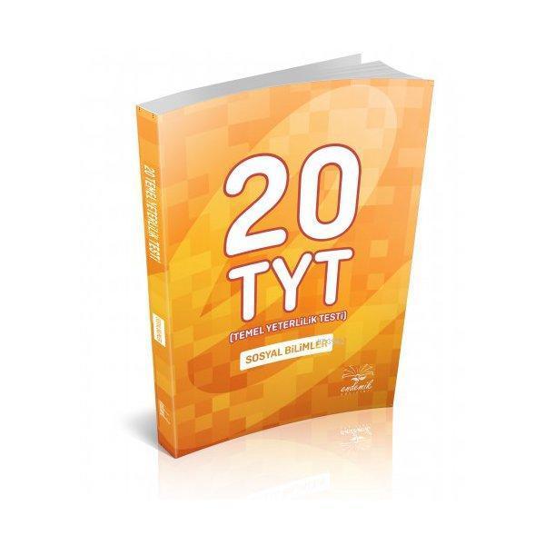 TYT Sosyal Bilimler 20 Deneme