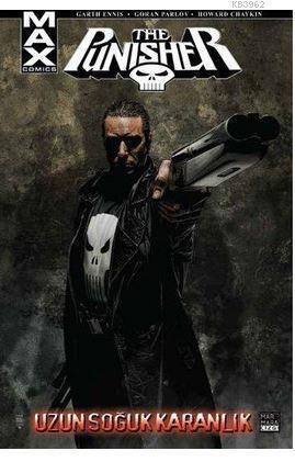The Punisher Max Cilt 9: Uzun Soğuk Karanlık