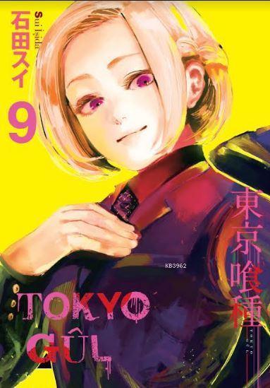 Tokyo Gûl 9. Cilt