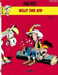 Red Kit Sayı 15 - Billy The Kid