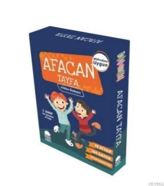 Afacan Tayfa 1 Sınıf İlk Okuma Seti (10 Kitap)