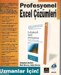 Profesyonel Excel Çözümleri; Uzmanlar İçin