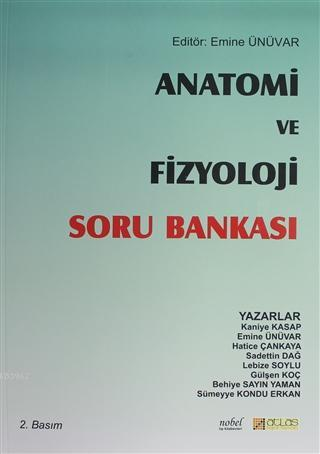Anatomi ve Fizyoloji Soru Bankası