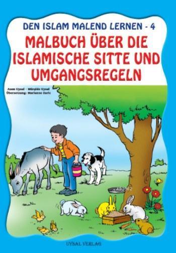 Malbuch Über Die Islamische Sitte Und Umgansregeln