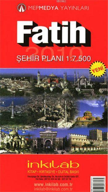 Fatih Şehir Planı