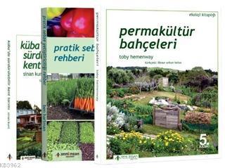 Bahçecilik Seti (3 Kitap Takım)