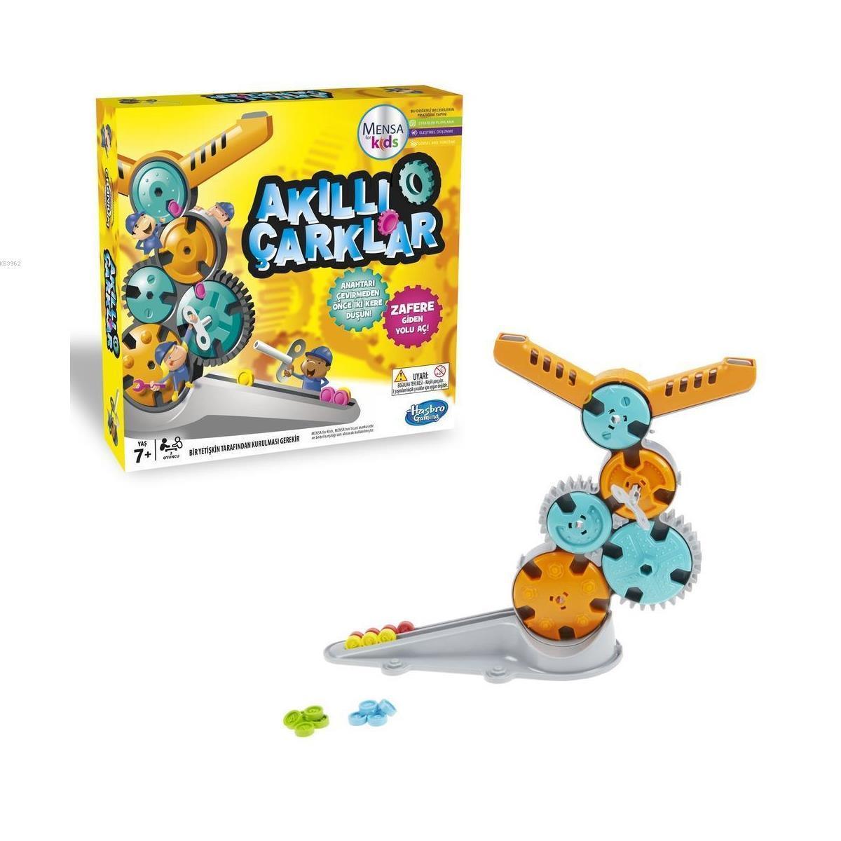 Hasbro 00123 Akıllı Çarklar