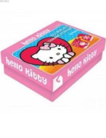 Hello Kitty Bulmacayı Tamamlıyorum (32 Parça)