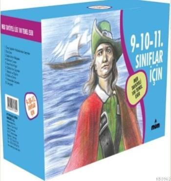 9-10-11. Sınıf 10 Kitap Set 1