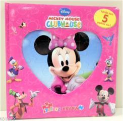 Mickey Mouse Club House - İlk Yapboz Kitabım