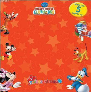 Mickey Mouse - İlk Yapboz Kitabım