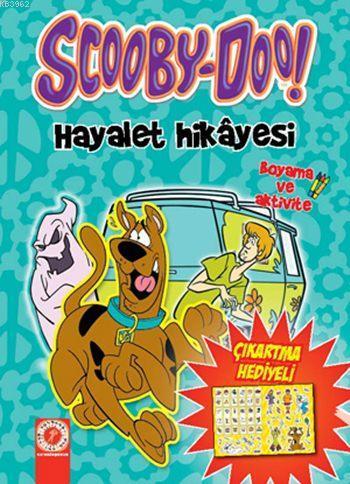 Scooby-Doo! Hayalet Hikâyesi; Boyama ve Aktivite
