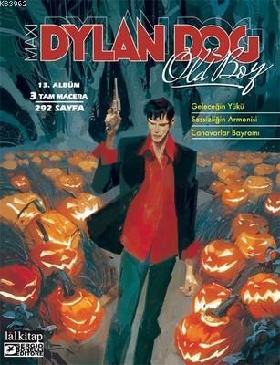 Dylan Dog Maxi Albüm 13