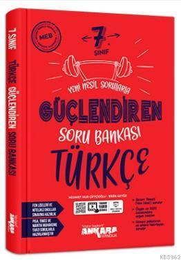 7 Sınıf Güçlendiren Türkçe Soru Bankası