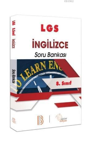 Benim Hocam Yayınları 8. Sınıf LGS İngilizce Soru Bankası Benim Hocam