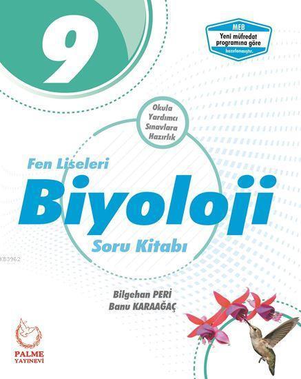 9. Sınıf Biyoloji Soru Kitabı YENİ