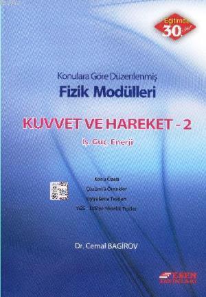 Fizik Modülleri Kuvvet ve Hareket 2
