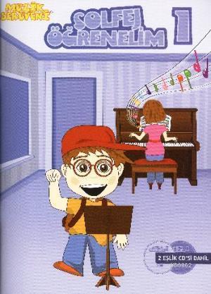 Müzik Serüveni - Solfej Öğrenelim 1