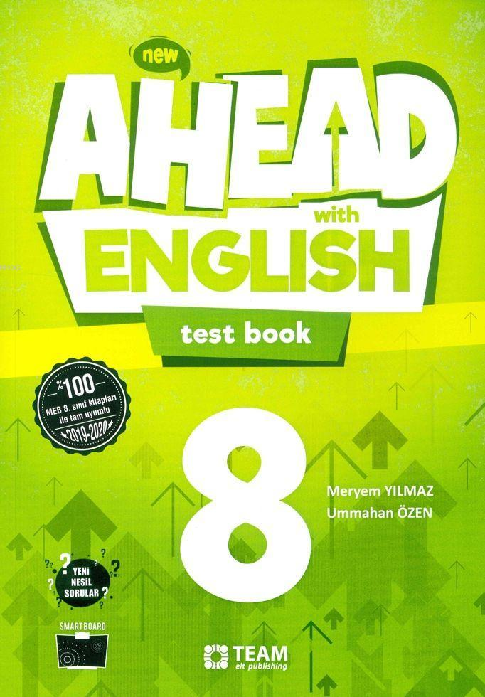 Team Elt Ahead With English 8 Test Book