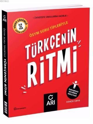 Arı Yayınları YKS Türkçenin Ritmi Soru Bankası Arı
