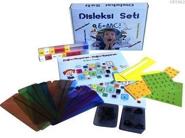 Disleksi Seti; Dislektik Bireyler İçin Okuma-Yazma Seti