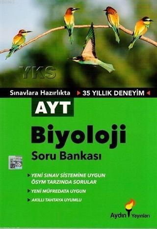 Aydın - Ayt Biyoloji Soru Bankası