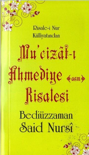 Mucizat-ı Ahmediye Risalesi Cep Boy; (Kod 0107)