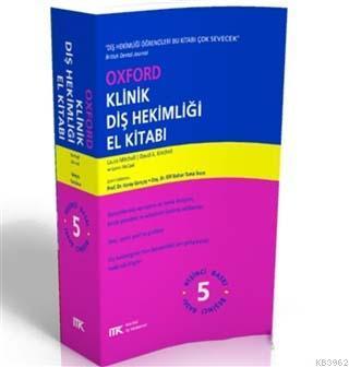 Oxford Klinik Diş Hekimliği El Kitabı