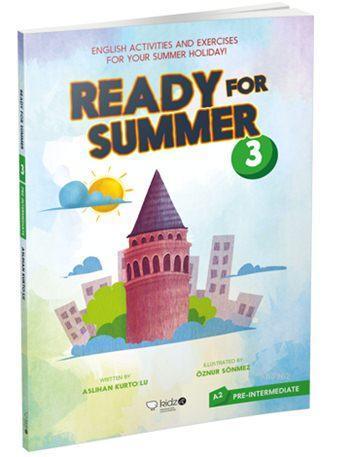Ready for Summer - 3; Pre-Intermediate (A2)
