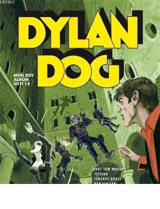 Dylan Dog Mini Dev Albüm: 10 - İttifak