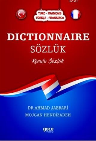 Dictionnaire Sözlük (Türkçe-Fransızca/Turc-Français); Konulu Sözlük