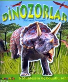 Dinozorlar (Ciltli-3 Boyutlu Kitaplar)
