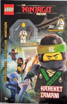 Lego Ninjago Movie - Hareket Zamanı