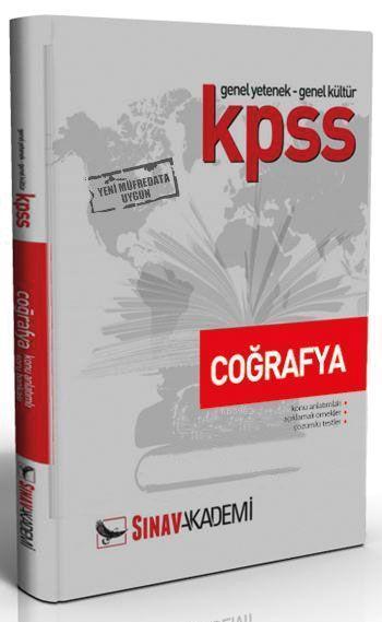 KPSS Coğrafya; Lisans