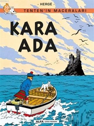 Kara Ada - Tenten'in Maceraları