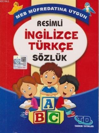 Resimli İngilizce - Türkçe Sözlük