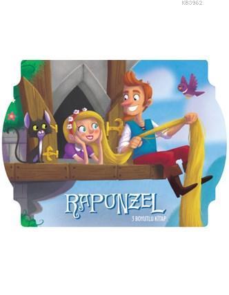 Rapunzel (3 Boyutlu Kitap)
